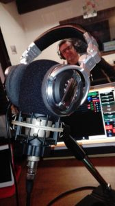 Stefano in studio